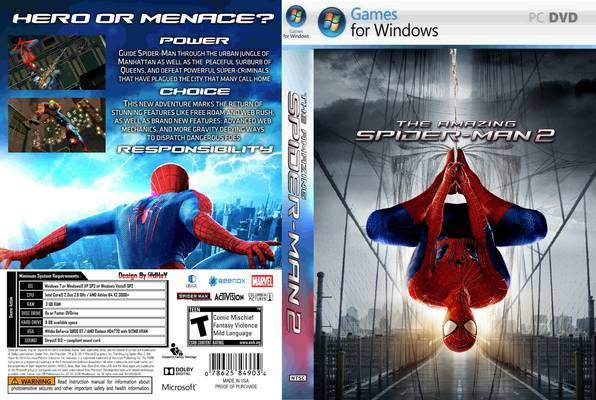 How To Install The Amazing Spider Man 2 Game On Android ...